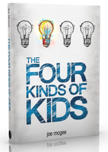 Four Kinds Of Kids - Book