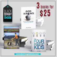 Parenting Bundle - 3 Books Included