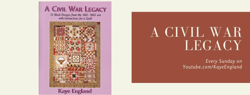 Civil War Legacy book