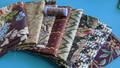 #37 Grab Bag (8) Fat Quarter pack w/BONUS thread
