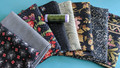 #38 Grab Bag (8) Fat Quarter pack w/BONUS thread