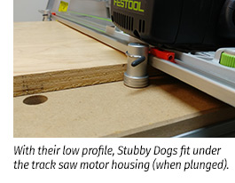 Stubby Dogs are just part of a complete line of innovative workholding solutions from TSO Products.