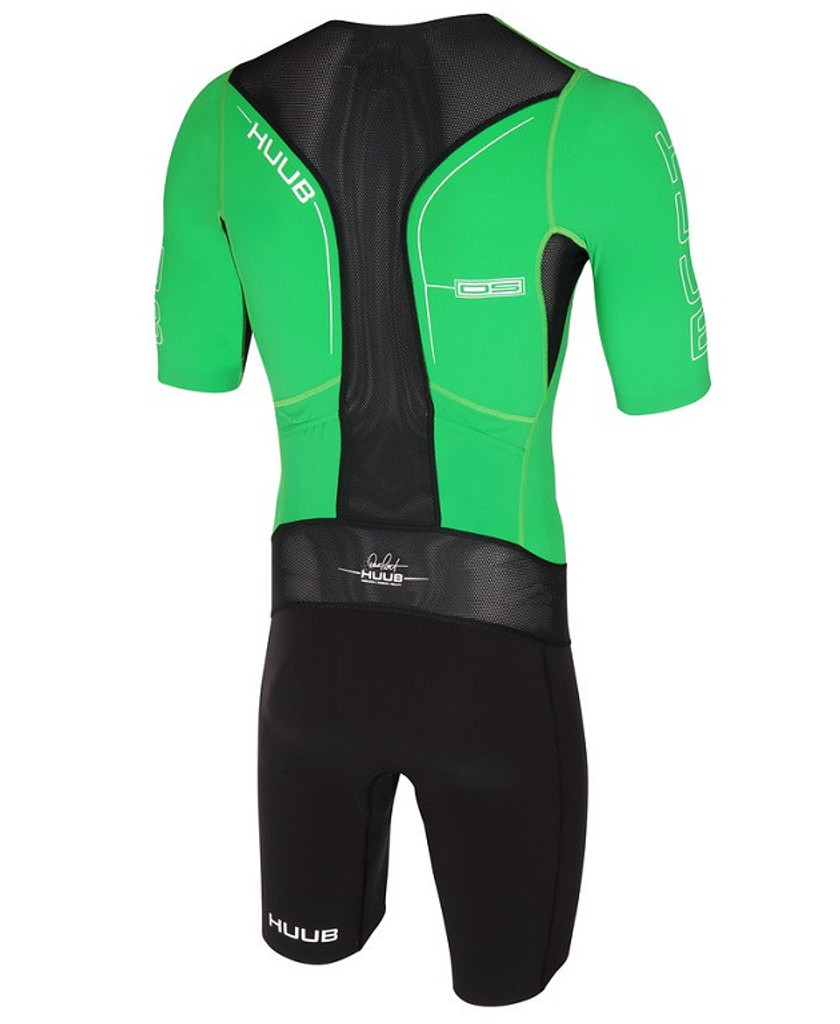 HUUB - Dave Scott Long Course Suit - Green