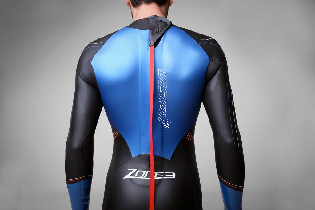 Zone3 - Vision Wetsuit - Ex-Rental One Hire - Men's - 2017
