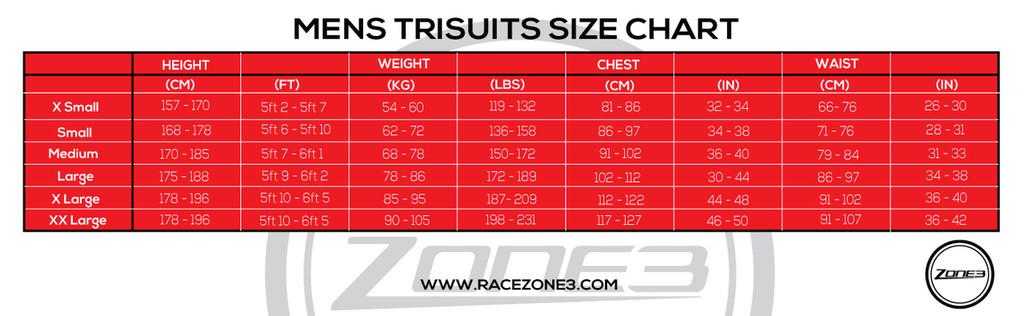 Zone3 - Limited Edition 2018 Lava Trisuit - Men's