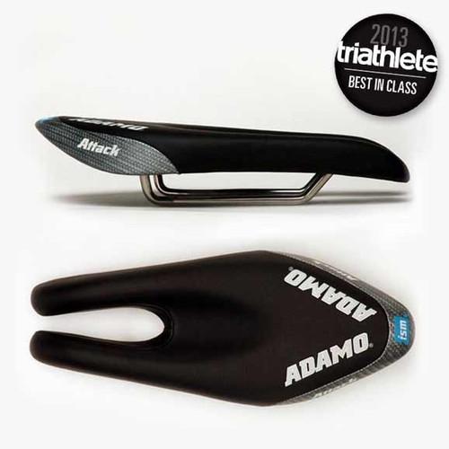 ISM Adamo Attack Comfort Saddle