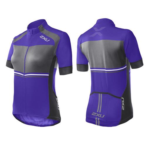 2XU Sub Cycle Jersey  - Women's
