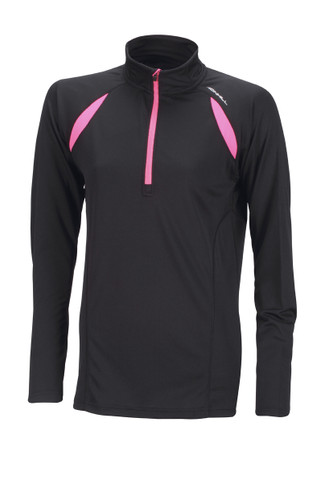 Ron Hill Women's Vizion Reactive 1/2 zip
