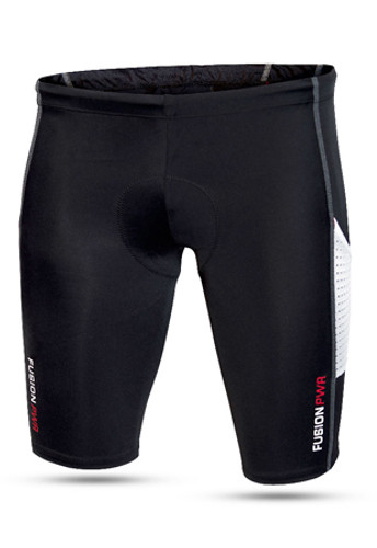 Fusion Triathlon Power Tight with Gel Pocket