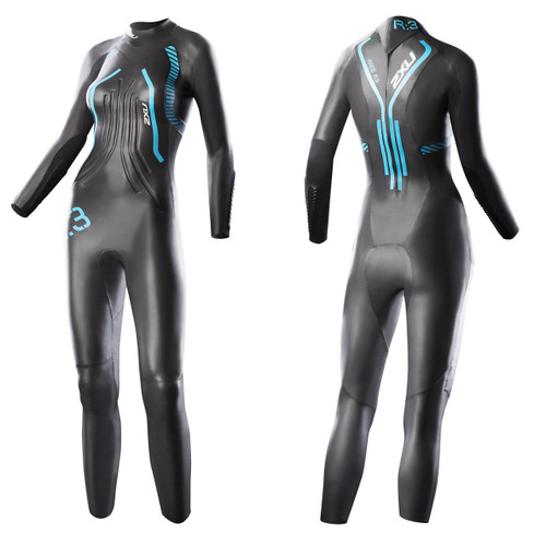 2XU R3 Race Wetsuit Ex Rental - Women's