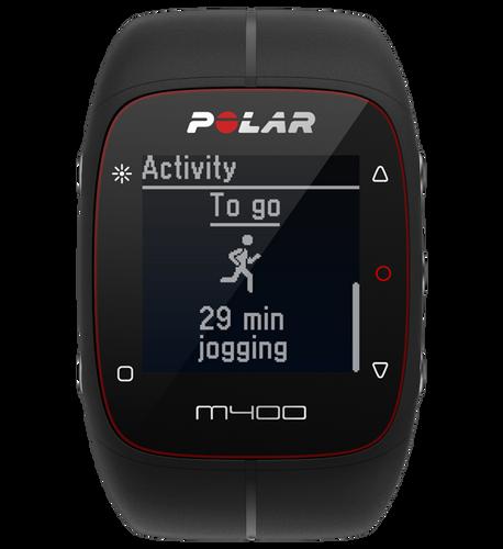 Polar - M400 Sport Training Watch with HRM + GPS