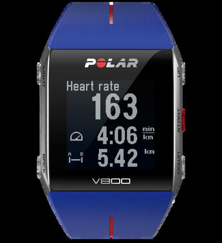 Polar - V800 Sport Training Watch with HRM + GPS