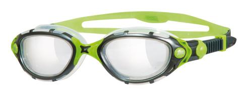 Zoggs - Predator Flex Reactor Titanium Photocromatic Goggles