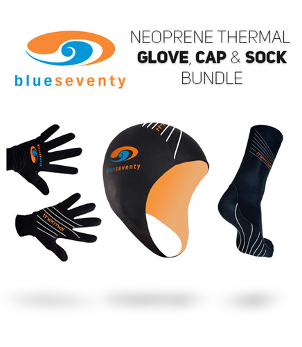 BlueSeventy - Thermal Neoprene Open Water Swim Bundle