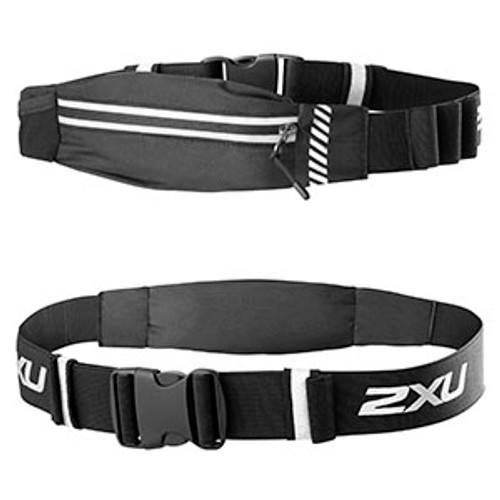 2XU - Expandable Belt with Nutrition Pouch