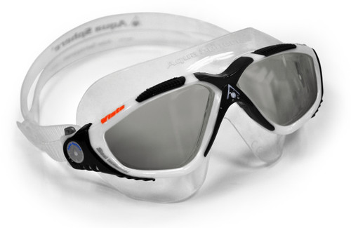 Aqua Sphere - Vista Goggles - White/ Black - Dark