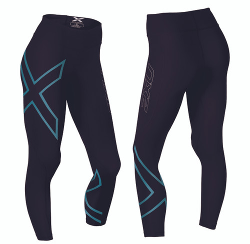2XU - Mid Rise Compression Tight - Women's