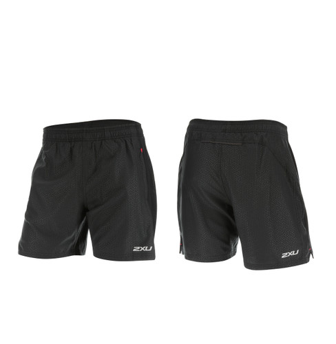 """2XU - G:2 Pace 7"""" Short w/ Compression Liner - Men's"""
