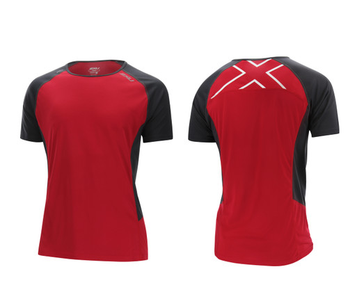 2XU -  Ice X Short Sleeve Top - Men's