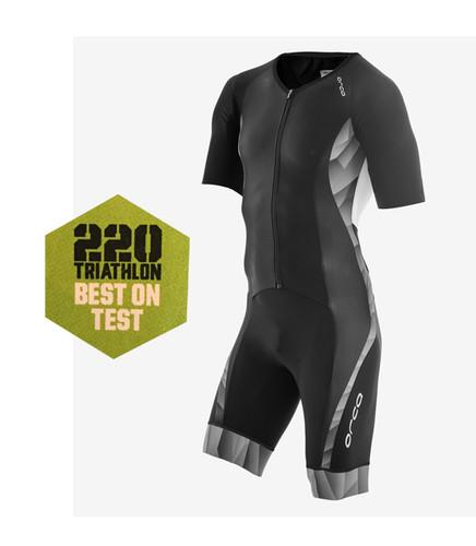 Orca - 226 Short Sleeve Race Suit - Men's - 2017
