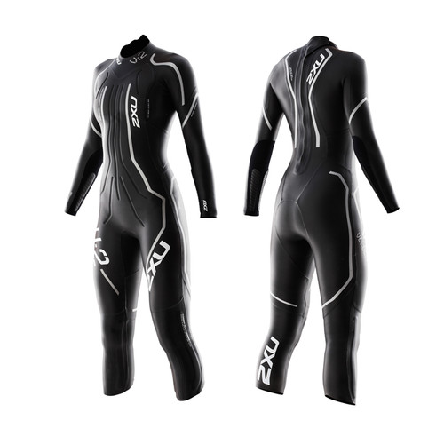 2XU Womens V2 Velocity Wetsuit - Ex Rental