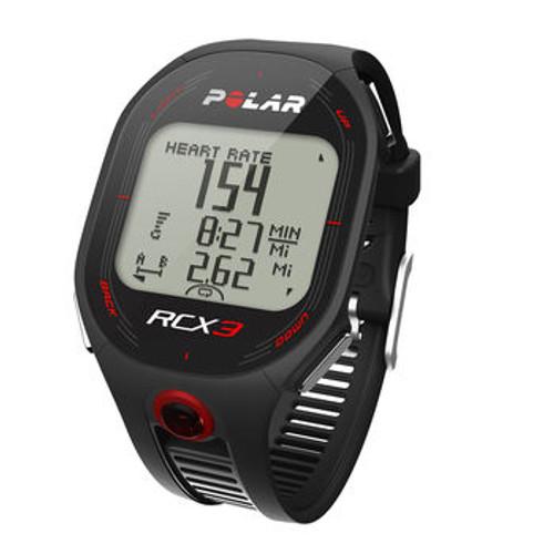 Polar RCX3 Run Sportswatch with HRM