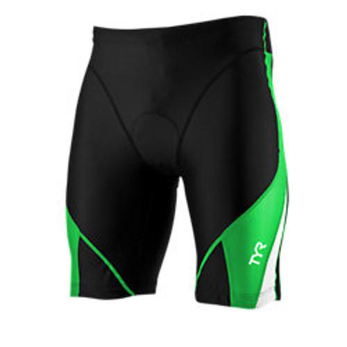 "TYR Men's Competitor 9"" Triathlon Shorts RCMNX6"