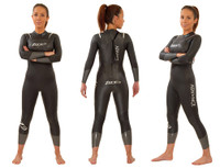 Zone3 - 2015 Women's Ex Rental Advance Wetsuit - One Hire