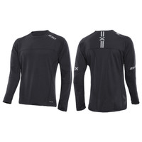 2XU Comp Long Sleeve Run Top - Men's - Medium Only