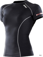 2XU Womens Compression Top Short Sleeve - XS Only