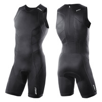 2XU - Perform Trisuit With Rear Zip - Men's