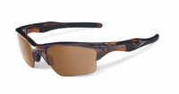 Oakley Sports Performance Half Jacket 2.0 XL Sunglasses - Polished RootBeer Frame - Bronze Polarised Lens  OO9154-08