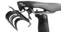 XLAB Delta 225 (ISM Adamo) - Single Bottle System - Saddle Mount. With Gorilla XT Cage
