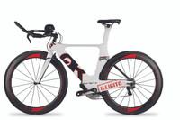 Quintana Roo - Shift Series - Illicito Ultegra Di2 - Triathlon Bike - Profile T3 Aerobars - ISM Adamo Saddle - Race Wheels