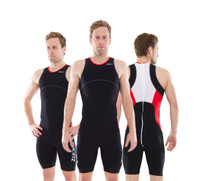 Zone 3 Mens Aeroforce Elite Tri Suit- M & L Only