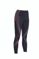 CW-X Women's Endurance Generator Tights New 2015 Colours Black - Purple