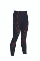 CW-X Men's Insulator Endurance Pro Tights New 2015 Colour Black Orange