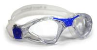 Aqua Sphere - Kayenne Goggle Small - Clear/ Blue - Clear