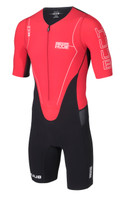 HUUB - Dave Scott Long Course Suit - Red