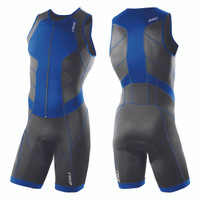 2XU - Men's Perform Full Front Zip Trisuit