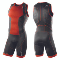 2XU - Men's Perform Rear Zip Trisuit