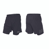"2XU - Momentum 7"" 2-in-1 ICE-X Short - Men's - 2016"