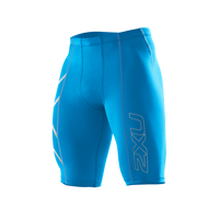 2XU 2016 Core Compression Short - Men's Royal Blue