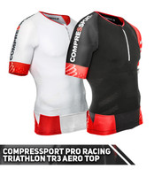 Compressport Pro Racing Triathlon TR3 Aero Top