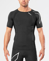 2XU - Compression S/S Top - Men's