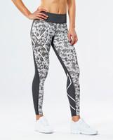2XU - Pattern Mid-Rise Comp Tights - Women's - 2017