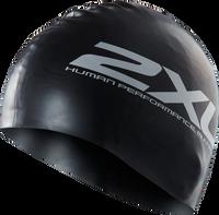 2XU Silicone Swim Cap US1355f