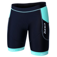 Zone3 - Women's Aquaflo Plus Tri Shorts