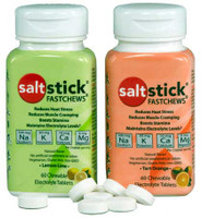Saltstick Fast Chews Bottle of 60