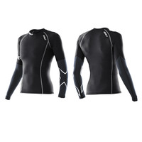 2XU PWX XFORM Women's Elite Compression Top Long Sleeve wa1991a
